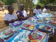 Dons de Kits scolaires pour la rentrée 2018-2019 à Lycée Vo-Koutimé